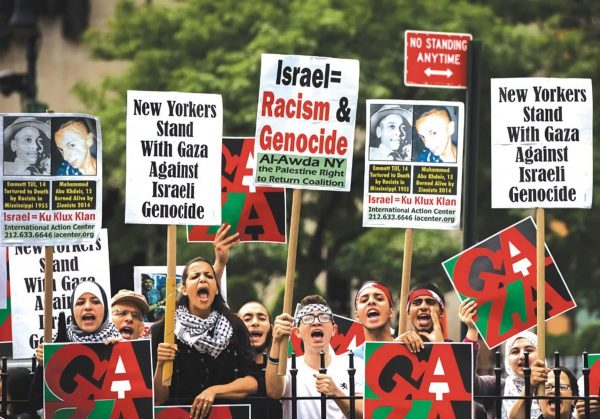 University campuses are fertile ground for BDS initiatives, which attempt to boycott and delegitimize Israel.