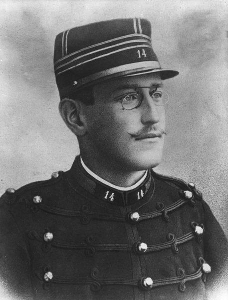 Alfred Dreyfus.