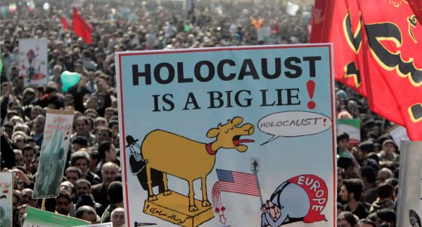 Iran announces the second international Holocaust cartoon competition.