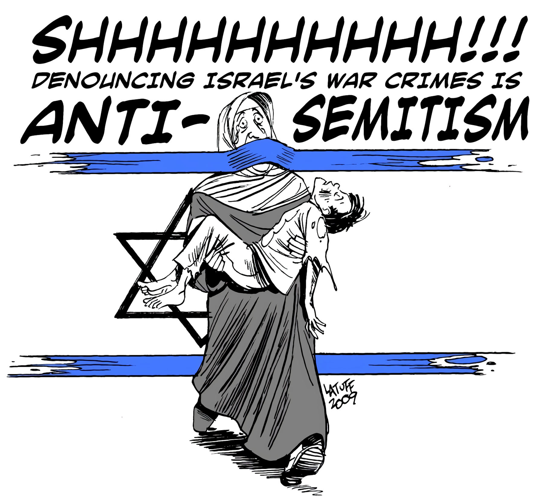 Antisemitism Uncovered: Myth – Anti-Zionism or Criticism of Israel is Never  Antisemitic