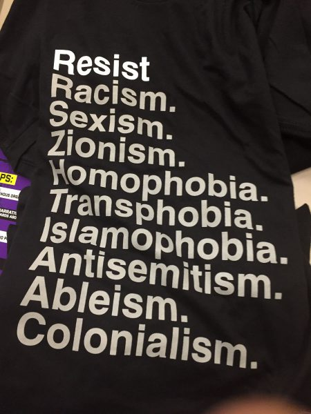 T-Shirt sold at Netroots Nation Conference, 2019